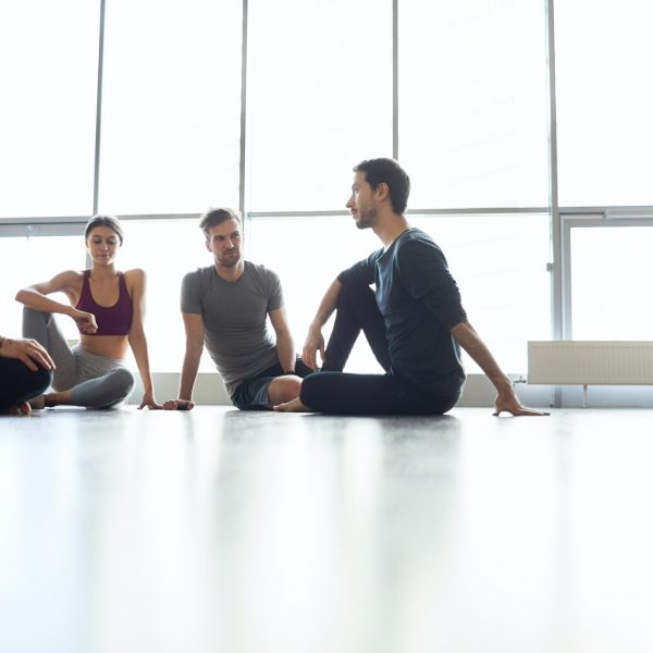 Planning shared yoga practice